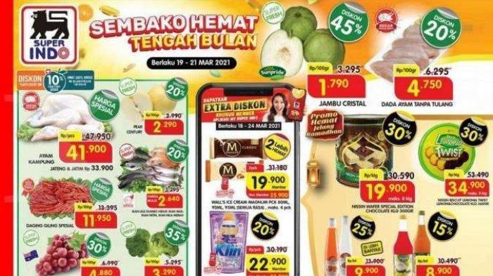 Katalog Promo Superindo Sabtu 20 Maret 2021, Minyak Goreng, Beras, dan Anka Produk Diskon