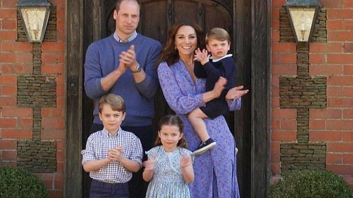 Camilan Mewah Putri Charlotte Anak Kate Middleton, Lebih Pilih Buah ini Dibanding Sandwich