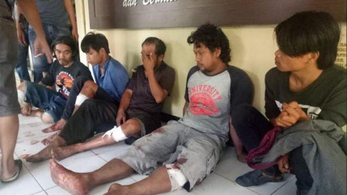 Ternyata Ini Kawanan Perampok yang Menggasak Banyak Minimarket di Semarang