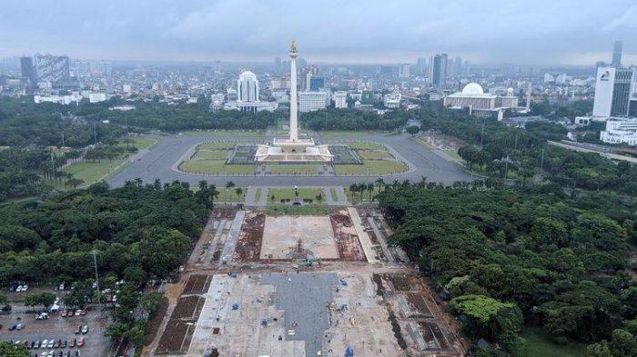 Ternyata Ide PembuatanMonas Bukan dari Soekarno, Tapi Warga Biasa dan Dikerjakan Jepang