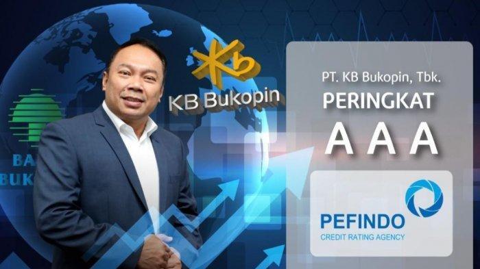 KB Bukopin Raih Peringkat idAAA dari Pefindo, Rivan: Dapat Jadi Acuan Para Investor
