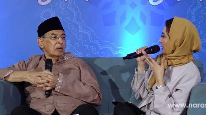 Quraish Shihab Bicara Soal KB Menurut Islam, Boleh Tapi Syaratnya Bukan Pemandulan