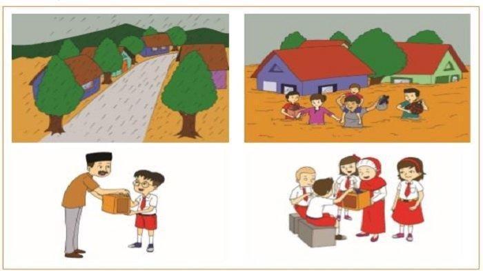 Kunci Jawaban Tema 3 Kelas 2 SD Halaman 85 86 91 92 94 95 96, Macam-macam Agama Siswa di Kelas