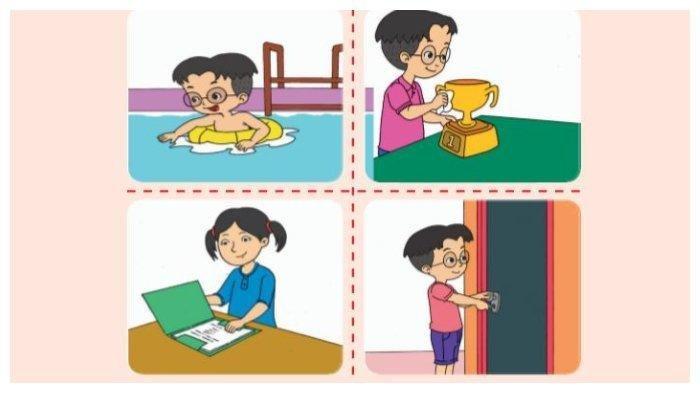 Kunci Jawaban Tema 8 Kelas 2 SD Halaman 53 54 55 56 57 58 59 60 61 Subtema 2 Buku Tematik