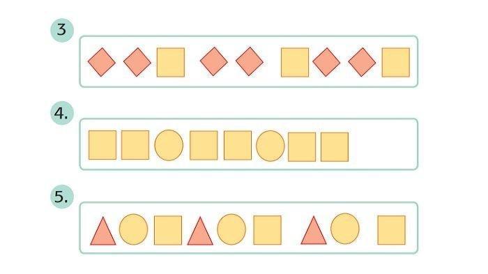 Kunci Jawaban Tema 4 Kelas 2 SD Halaman 80 81 84 85 Subtema 2, Bentuk Bangun Datar