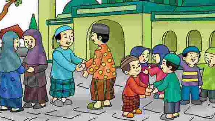 Kunci jawaban Tema 8 Kelas 2 SD halaman 44-52, Hidup Rukun Wujud Persatuan Dalam Keragaman