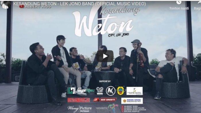 Chord Kunci Gitar Kesandung Weton Lek Jono