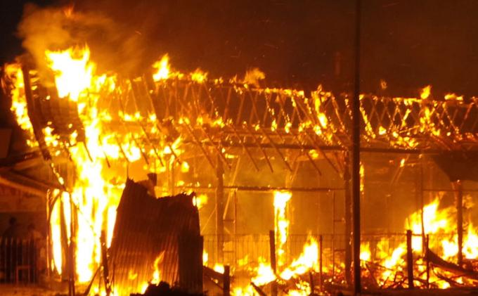 Penyebab & Kronologi Kantor BPOM Kebakaran, Ada Perbaikan Listrik Tiba-tiba Timbul Ledakan
