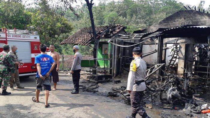 Rumah Warga Jepatlor Pati Terbakar, Rugi Rp 20 Juta