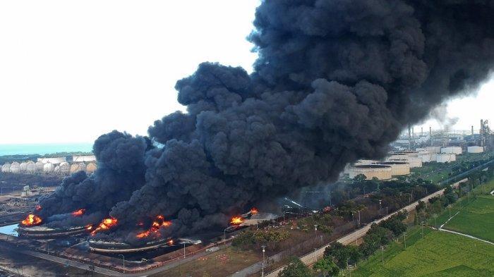 Pertamina Atur Skema Darurat Suplai BBM Akibat Kebakaran Kilang Balongan