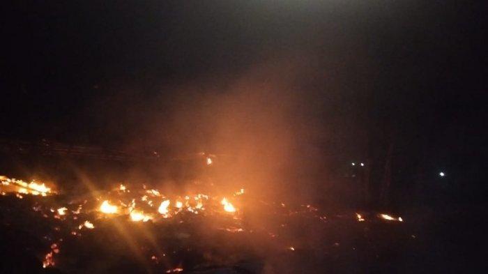 Peternakan Ayam di Tayu Pati Terbakar, Pemilik Rugi Ratusan Juta