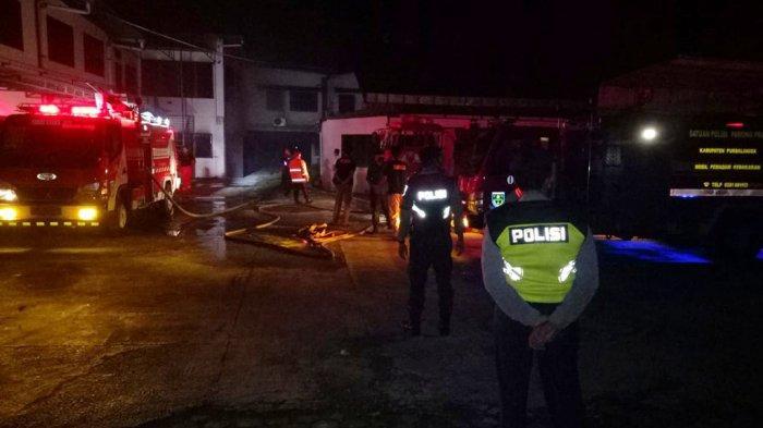 Kebakaran Pabrik Rambut Palsu PT Yuro Mustika Purbalingga