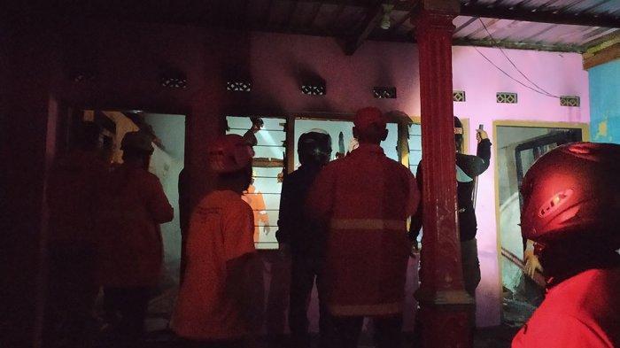 Mbah Daliman Lagi Netesi Mata, Tiba-tiba Api Sudah Berkobar Bakar Rumah di Karanganyar