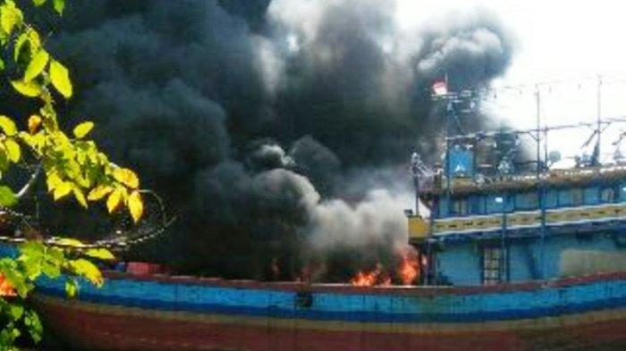 Kisah ABK Asal Brebes, Indramayu, dan Subang Terombang-ambing di Laut Utara Jawa saat Kapal Terbakar