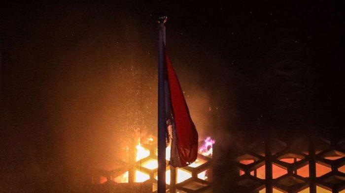 Gedung Utama Akhirnya Terbakar, tapi Kejagung Pastikan Berkas Penanganan Perkara Aman