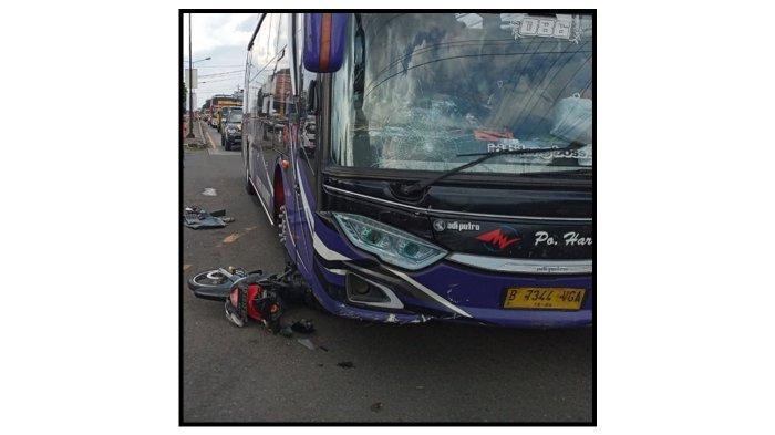 Warganet yang Sebut Bus PO Haryanto Tidak Ngeblong Lampu Merah Silakan ke Kantor Polisi Jadi Saksi