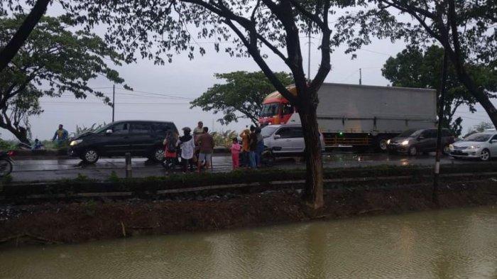 Kecelakaan Maut di Wonoketingal Demak, Satu Orang Tewas, Diduga karena Jalan Tak Mulus