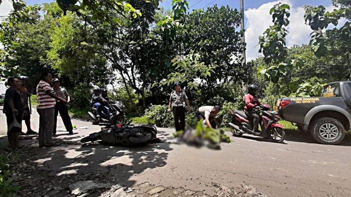 BREAKING NEWS: Kecelakaan Beruntun Motor Mahasiswi VS Truk di Nogosari Boyolali, Ini Kronologinya