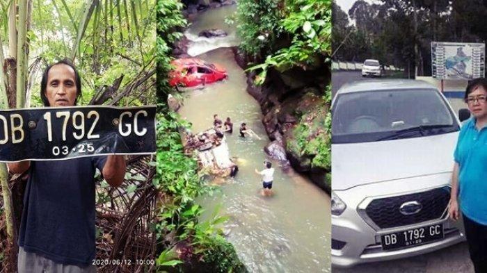 Viral Saat Polisi Evakuasi Ayla Kecelakaan di Jurang, Ditemukan Mayat Wanita di Dalam Datsun Silver