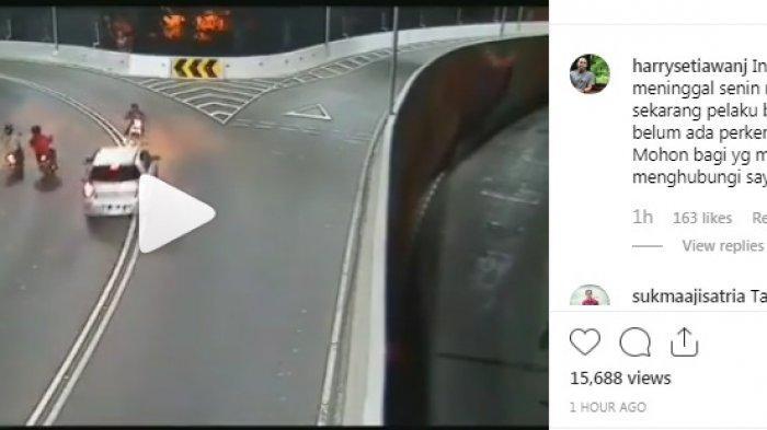 Ini Pesan Terakhir Retno, Korban Meninggal Kecelakaan Tabrak Lari di Overpass Manahan Solo