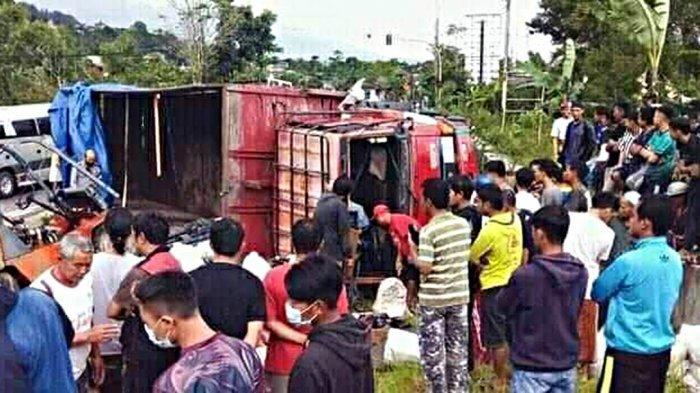 Kecelakaan Karambol di Wonosobo Hilangkan Nyawa 1 Perempuan, Pemicunya Truk Rem Blong