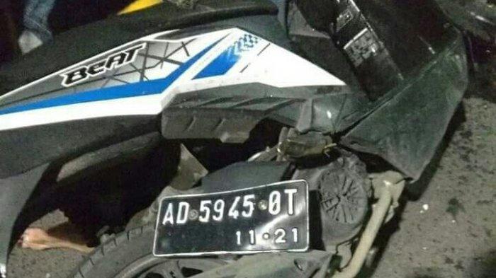 BREAKING NEWS: Pemotor Tewas Kecelakaan Setelah Ngebut dan Nabrak Tiang di Majapahit Semarang