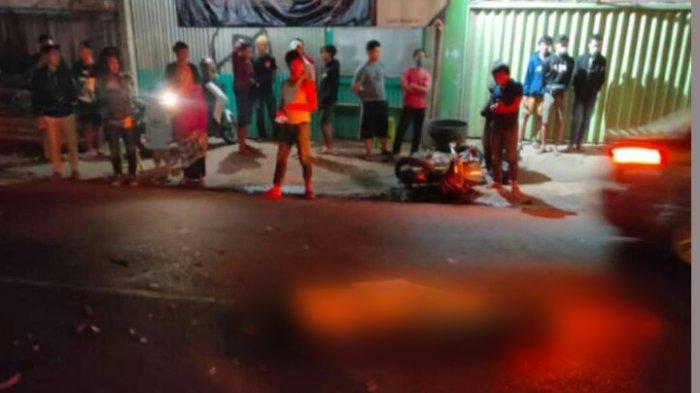 Kecelakaan Maut di Jalur Semarang-Boja: Pengendara CB150r Tewas, Motor Ringsek