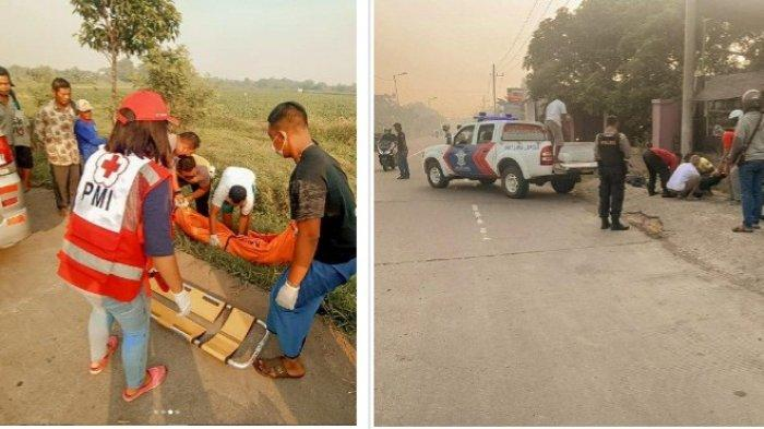 Kecelakaan Maut Motor Ninja Boncengan 3 Orang di Mojokerto, 1 Meninggal