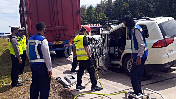 Kecelakaan Maut Tol Batang Pajero Tabrak Truk, Tewaskan Syifa Aldifan Umur 13 Tahun
