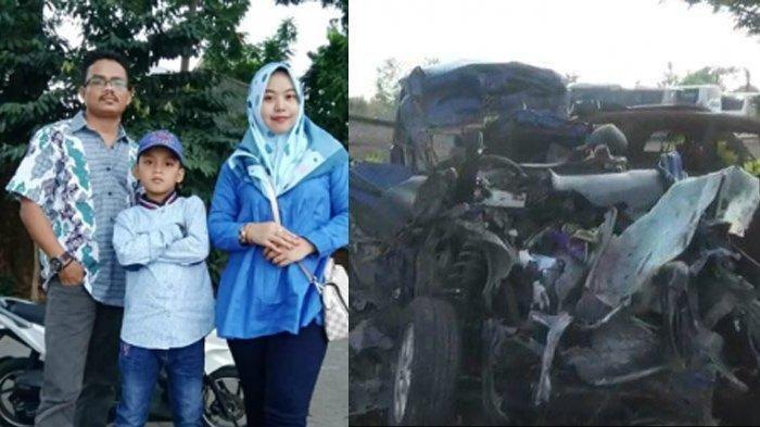 UPDATE: Korban Kecelakaan Tol Cipali Dimakamkan di Kampung Halaman