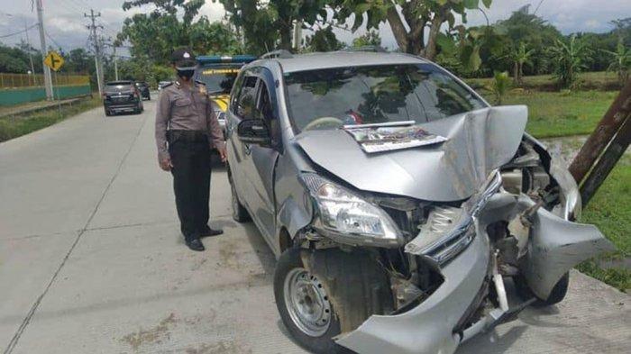 Kecelakaan Pecah Ban Mobil Berisi 9 Santri Purbalingga Masih Bawah Umur, Polisi: Penumpang Overload