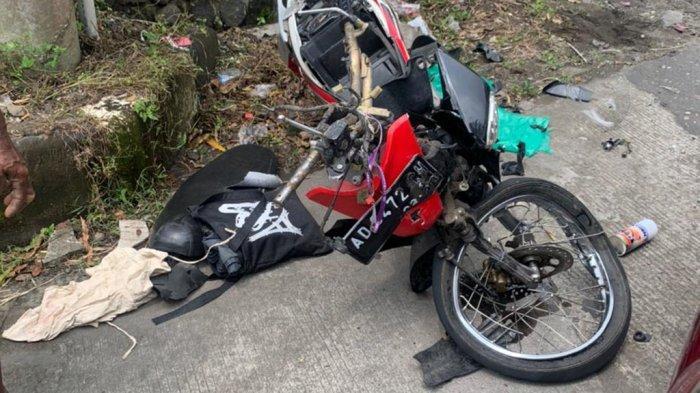 2 Orang Penumpang Motor Ini Meninggal Kecelakaan di Boyolali, Ketabrak Truk