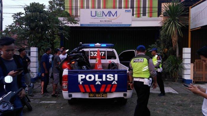 BREAKING NEWS : Kecelakaan Pengendara Vario Tewas Tertabrak Pikap di Kaliwungu Kendal