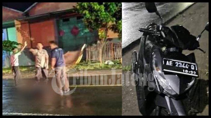 Kecelakaan Motor Tabrak Bak Truk di Madiun, Korban Meninggal di Lokasi