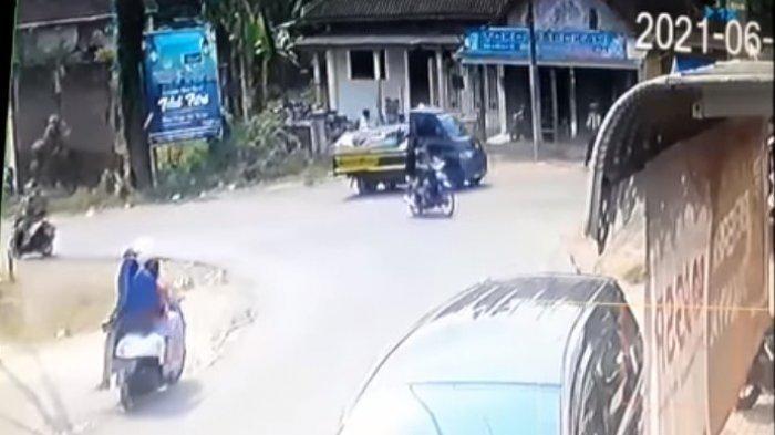Kecelakaan Maut Pemotor Nyelonong Masuk Tabrak Toko 2 Meninggal