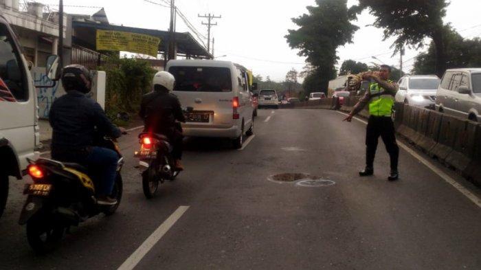 BREAKING NEWS: Kronologi Kecelakaan Pemotor Tewas Terlindas Truk di Bergas Kabupaten Semarang