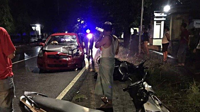 Kecelakaan Maut NMax Tabrak Yaris di Demak, Arif Syarifudin Meninggal: Bapaknya Nyari Semalam