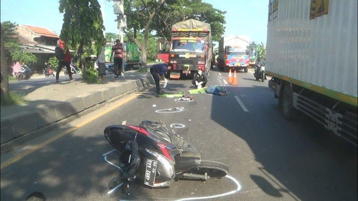 Innalillahi Wa Innailaihi Rojiun, Taufik Meninggal Kecelakaan, Terseret Mobil Hingga 60 Meter