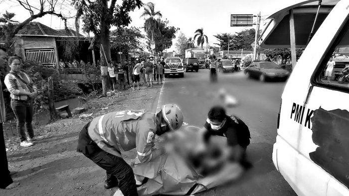 Vario B 4726 NDR Selip, Pembonceng Terlindas Ban Truk di Sragen: Namanya Mardi, Orang Boyolali