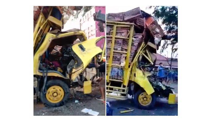 Sopir dan Kernet Truk Ayam Meninggal Tergencet Kecelakaan di Subang, Mereka Warga Banyumas