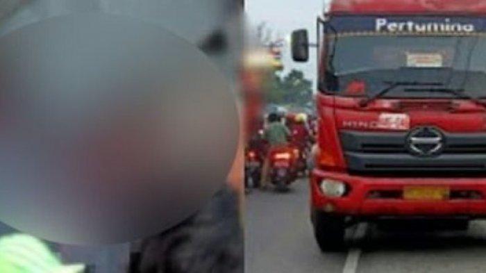 Kecelakaan Maut Motor vs Truk Tangki BBM, Sopir Melarikan Diri