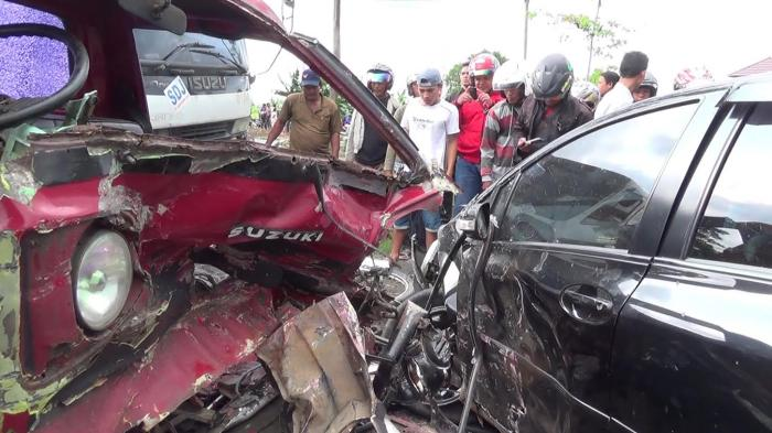 Kecelakaan Maut di Demak, Dua Tewas di Tempat Kejadian