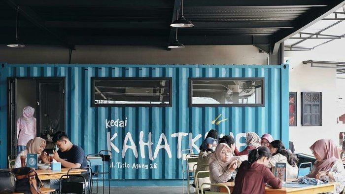Kuliner Semarang-Menikmati Senja di Kahatkene, Tempat Nongkrong yang Nggak Bikin Kantong Jebol
