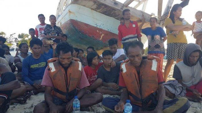 Dua Nelayan NTT Terseret Badai Seroja hingga ke Australia