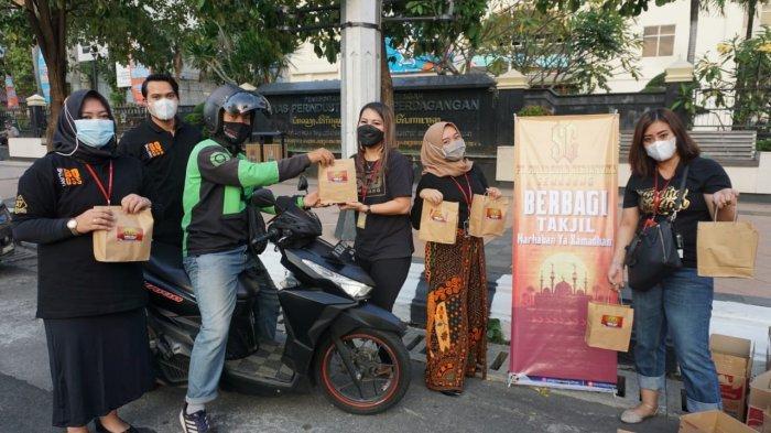 Solid Gold Berjangka Semarang Bagikan 500 Takjil Gratis Setiap Jumat di Bulan Ramadhan