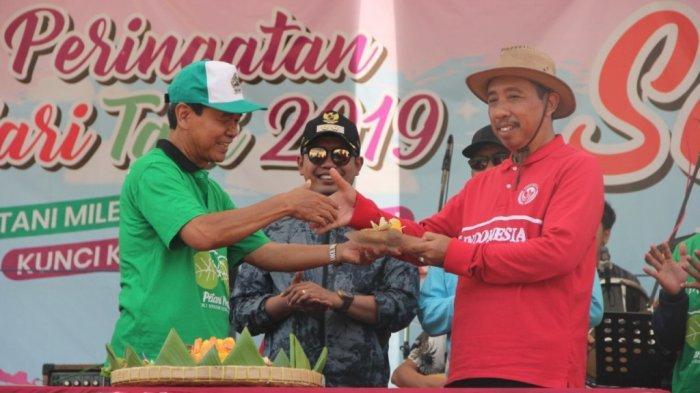 Bupati Abdul Hafidz Tegaskan Hari Tani Jadi Momentum Perkokoh Pertanian Rembang