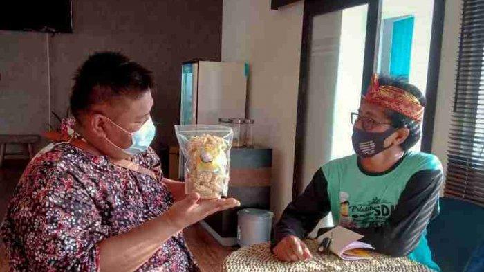 Kegiatan diskusi serta konsultasi yang bisa dilakukan oleh para pelaku usaha kepada pengelola Rumah BUMN Rembang.