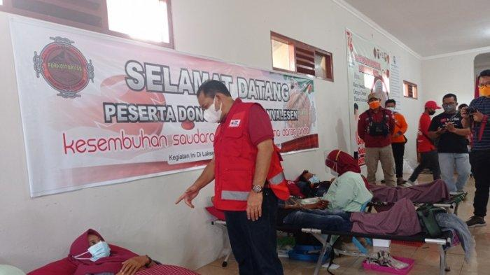 Bupati Semarang Akan Perbanyak Titik Donor Plasma Konvalesen