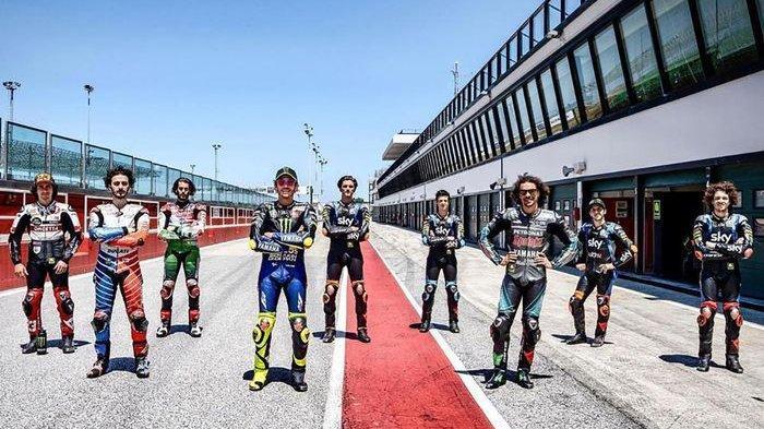 Jadwal MotoGP 2021, Valentino Rossi Memuji Muridnya yang Mampu Menaklukkan Ducati