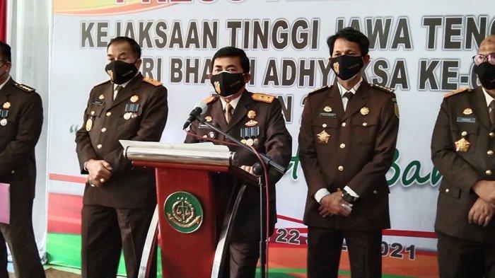 Terbaru! Kejaksaan Tangani 52 Penyidikan Kasus Korupsi se Jawa Tengah